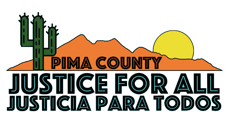 Pima County Justice For All Logo